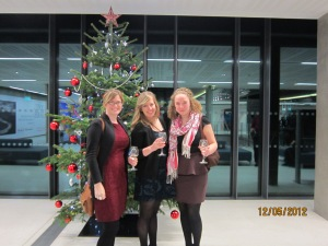 Christmas Party at the Royal Maritime Museum
