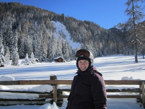 Skiing Ischgl