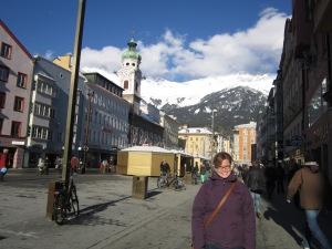 Exploring Innsbruck