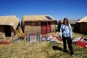 Uros Floating Reed Island