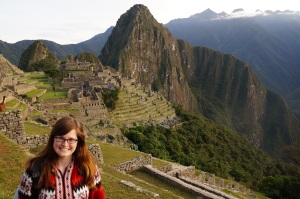 Beautiful Machu Picchu!