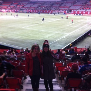 Canadian Women's Soccer
