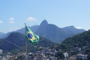 One last view of Rio
